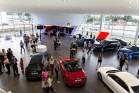 Poole Audi New Centre Launch